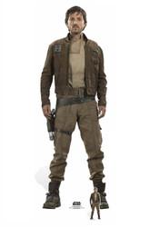 Captain Cassian Andor Cardboard Cutout