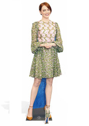 Emma Stone Lifesize and Mini Cardboard Cutout