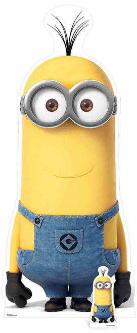 kevin minion from despicable me 3 cardboard cutout. Black Bedroom Furniture Sets. Home Design Ideas