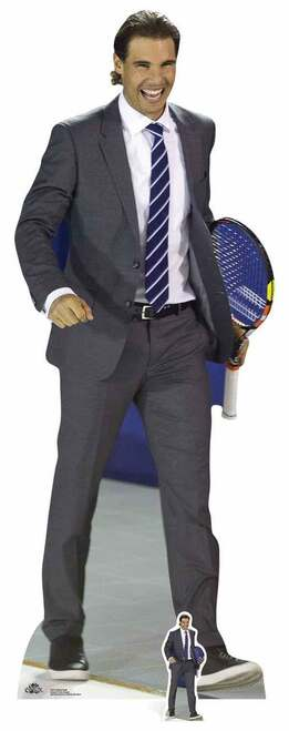Rafael Nadal Cardboard Cutout / Standee