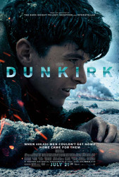 Dunkirk Original Movie Poster – Final Style (Fionn Whitehead)
