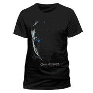 Game Of Thrones The Night King White Walker Official Unisex T-Shirt