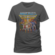 He-Man and Masters of the Universe Official Unisex T-Shirt