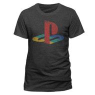 Classic Playstation Logo Official Unisex T-Shirt