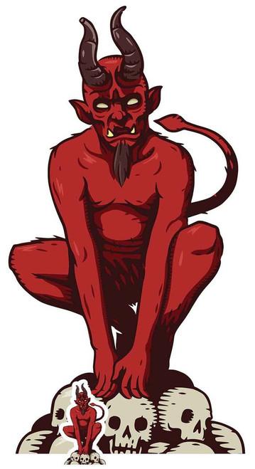 Devil Lifesize Cardboard Cutout / Standup / Standee