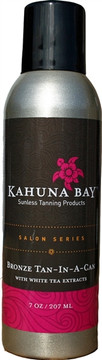 Kahuna Bay Bronze Sunless Tanning Spray