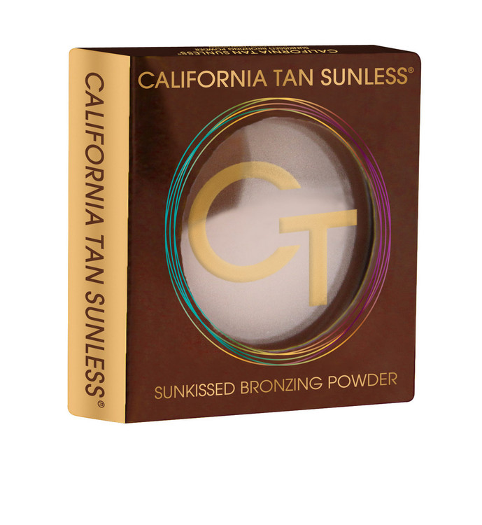 California Tan Sunkissed Bronzing Powder