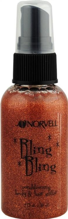 Norvell Bling Bling Shimmer Spray BRONZE