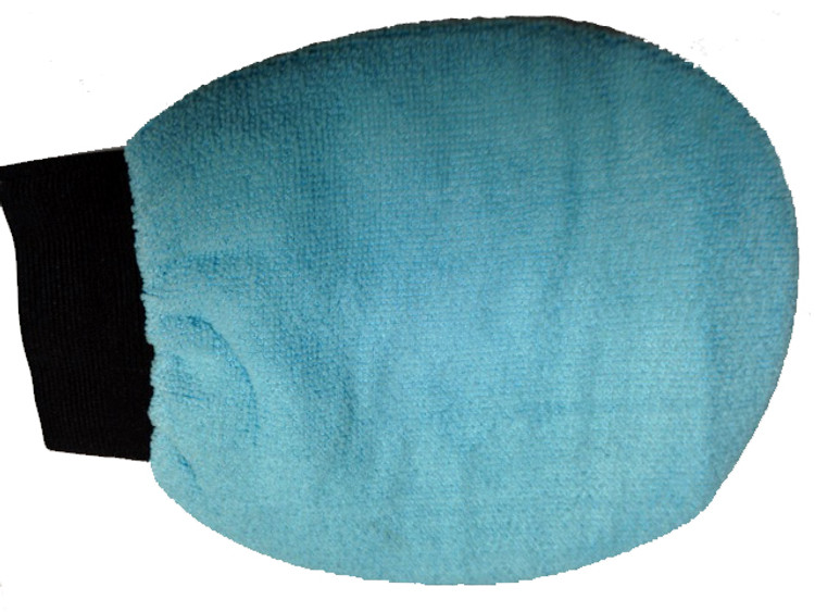 Kahuna Bay Tan- Blue Sunless Applicator Mitt