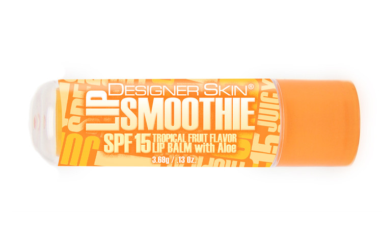 Designer Skin Lip Smoothie Tropical Flavor, 20-Count