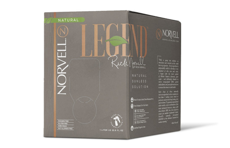 Legend™ by Rick Norvell Natural Sunless Solution 34 oz