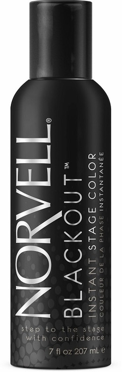 Norvell BlackOut™ Instant Stage Color Spray - DHA Free - 7 oz