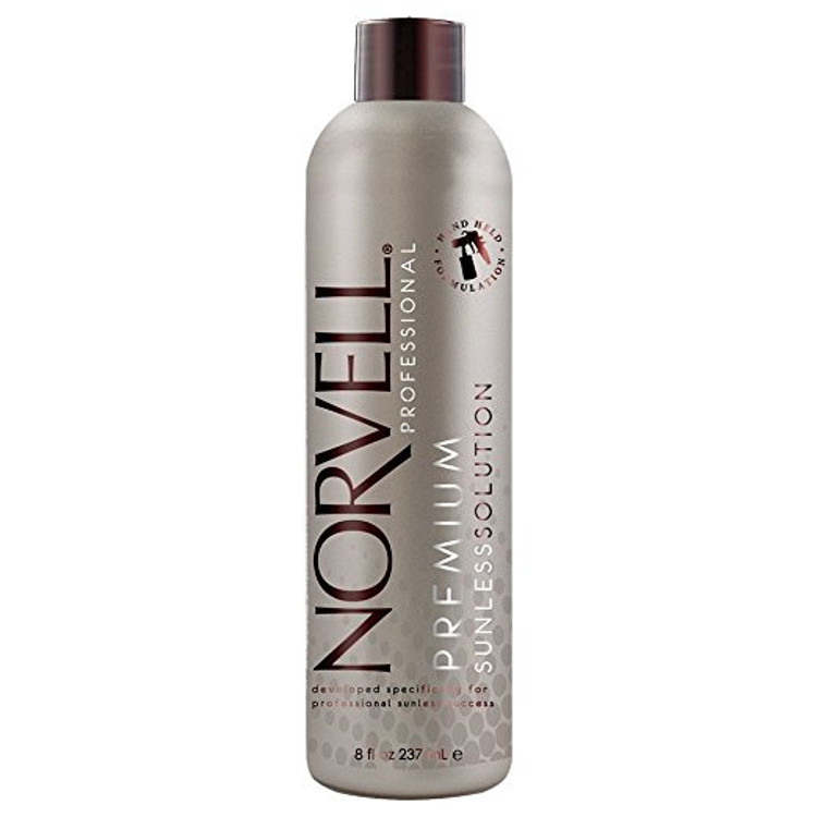 Norvell Spray Tan Original Premium Sunless Solution, 8 oz