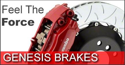 Genesis Exhaust