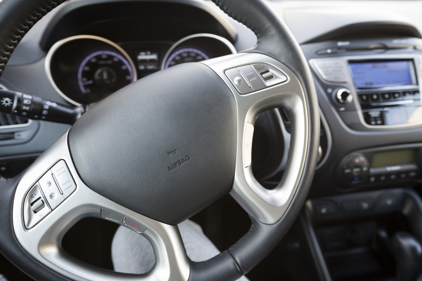 genesis coupe steering wheel