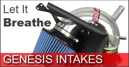 Genesis Intakes