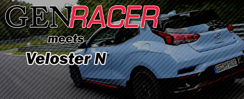 Veloster N Performance parts at Genracer com