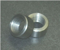 Stainless Steel weld-in 02 bung *sold as a Pair