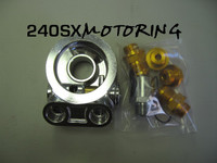 GReddy Oil Cooler Adaptor W/Thermostat M12x1.5