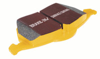 EBC Yellow Front Brake Pads for Genesis Coupe Track Model (Brembo)
