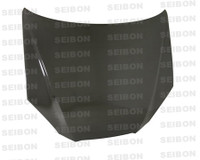 Seibon OEM Style Carbon Fiber Hood for Genesis Coupe 2010 - 2012