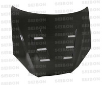 Seibon TS Style Carbon Fiber Hood for Genesis Coupe 2010-2012