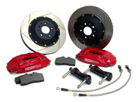 StopTech FRONT Big Brake Kit for 2010-16 Genesis Coupe