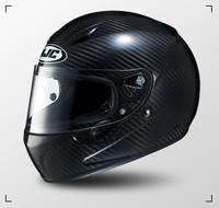 HJC Motorsports HX-10 II Carbon Fiber Helmet