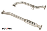 Megan Racing Mid-Pipe for 2.0T 2010-2012 Genesis Coupe