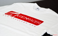 Official GenRacer T-Shirt ***FREE SHIPPING***