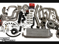 TurboKits.com Single Turbo Kit for 3.8 V6 2010-2012 Genesis Coupe