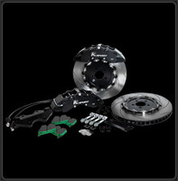 "Ksport Front SuperComp 16"" 8 Piston Big Brake Kit for 2010+ Genesis Coupe"