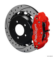 Wilwood 4R Big Brake Kit REAR for 2010-16 Genesis Coupe
