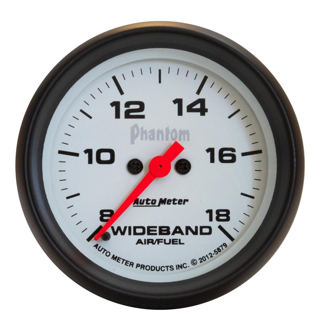 Auto Meter Phantom - Wideband Air/Fuel Ratio Gauge 66.68mm - GenRacer