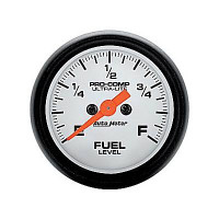 Auto Meter Phantom - Fuel Level Gauge: Programmable