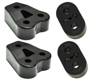 Torque Solution Exhaust Mount Kit for 3.8V6 2010-2012 Genesis Coupe