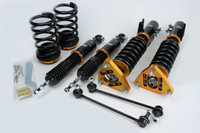 ISC Suspension N1 Street Sport Series Coilovers for 2011-16 Genesis Coupe (H106-2-S)