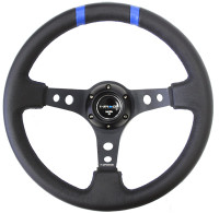 "NRG Innovations LIMITED EDITION 350MM SPORT STEERING WHEEL (3"" DEEP)"