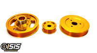 ISR (Formerly ISIS Performance) Aluminum Pulley Kit for 2.0T Genesis Coupe