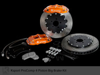 "Ksport Rear ProComp 14"" 4 Piston Big Brake Kit for 2010+ Genesis Coupe"
