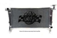 CSF Performance Radiator 2010-2012 Genesis Coupe 2.0T Automatic