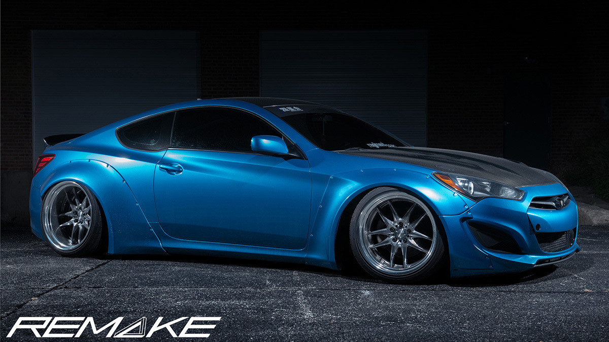 Image Result For  Hyundai Genesis Coupe   At