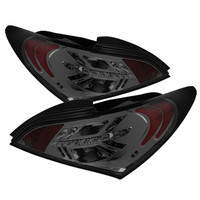 Spyder Auto Hyundai Genesis 2010 - 2012 LED Tail Lights - Smoke