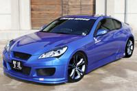 Charge Speed Hyundai Genisis 4PCS Body Kit 10-12