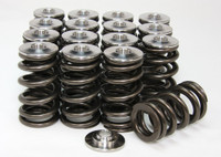 GSC Power-Division Beehive Spring set with Titanium Retainer for the Hyundai Genesis Coupe 2.0T - G4KF Theta 10-16