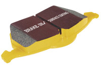 EBC Yellow Rear Brake Pads for Brembo Model Hyundai Genesis Coupe 2010-16