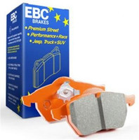 EBC Orange Front Brake Pads for Brembo Model Hyundai Genesis Coupe 2010-16