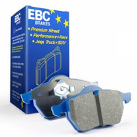 EBC Blue Rear Brake Pads for Brembo Model Hyundai Genesis Coupe 2010-16