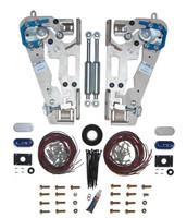 LSD 'Lambo Style' Door Conversion Kit for Hyundai Genesis Coupe 10-15