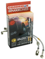 Goodridge G-Stop SS Brake Line Kit For the Hyundai Genesis Coupe 2010+